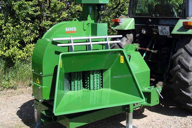NHS 220ecv-220icv woodchipper