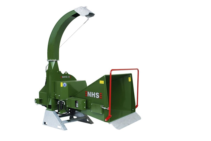 NHS 220i-220rc-220h-220hyd woodchipper